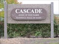 Image for Home of Red Faber - - Cascade, Iowa