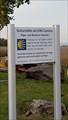 Image for Waymarker (auf Schild) bei Jakobus-Pilgersäule - Mayen, RP, Germany