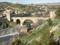 Image for Puente de San Martín - Toledo, Spain
