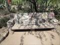 Image for Eunice & George Christensen & Thelma & Charles Ten Eyok Memorial Bench - Desert Botanical Garden - Scottsdale, Arizona