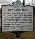 Image for Dungan's Mill, Watauga, Tennessee - 1A-17