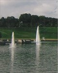 Image for Emerson Grand Basin Fountains - Forest Park - St. Louis, MO