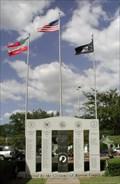 Image for Bartow County War memorial – Cartersville, GA