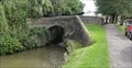 Image for Canal Lock 15 Stone Bridge On The Peak Forest Canal – Marple, UK