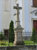 Image for Churchyard cross - Ceské Meziríci, Czech Republic