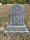 Image for W. Allen McMillen - Murphy Cemetery - Murphy, TX