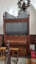 Image for Church Organ - St Leonard - Badlesmere Lees, Kent