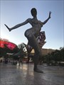 Image for 40-Foot-Tall Dancing Woman - Las Vgeas, NV