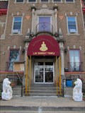 Image for Lao Buddhist Temple Lions  - Milwaukee, Wisconsin