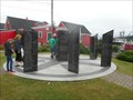 Image for Fishermen's Memorial Compass Rose - Lunenburg, NS