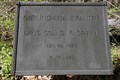 Image for 38th Indiana Infantry Regiment Tablet  - Chickamauga National Battlefield