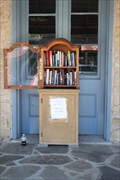 Image for Old Rock Store Free Library -- Chappell Hill TX