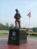 Image for Anderson Township Firefighters Memorial
