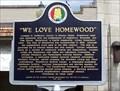 Image for We Love Homewood - Homewood, AL