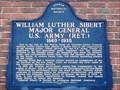Image for William Luther Sibert Major General U.S. Army (Ret.) - Gadsden, AL
