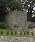 Image for Cardigan Castle - Ruin - Ceridigion, Wales.