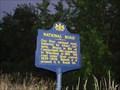 Image for National Road Historical Marker - Washington, PA
