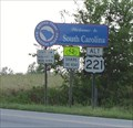 Image for NC-SC Cliffside Highway