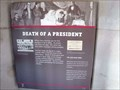 Image for Death of a President - North Bend, Ohio