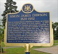 "Image for ""SIMON JAMES DAWSON"" - Thunder Bay"