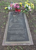 Image for Stevie Ray Vaughan - Laurel Land Memorial Park - Dallas, TX