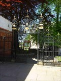 Image for St Peter's Church Gates, Ruthin, Denbighshire, Wales