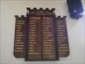 Image for WW1 Honour Board - Uniting Church, Bridgetown W.A..