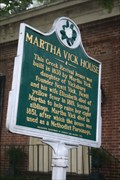 Image for Martha Vick House -- Vicksburg MS