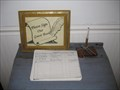 Image for Pioneer Art Settlement Guest Book