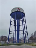 Image for City of Temple Water Tower - Temple, TX