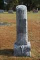 Image for Bedford F. Wilburn - Elmwood Cemetery - Hartshorne, OK