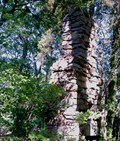 Image for Chimney - All that's left of Fort Payne