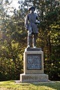 Image for LtGen John C. Pemberton - Vicksburg National Military Park - Vicksburg, MS