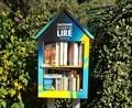 Image for Boîte à livres - Place des prés hauts, Verrières-le-Buisson, France