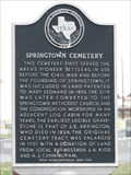 Image for Springtown Cemetery
