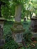 Image for Novotný - Old Malostranský Cemetery - Malostranský Hrbitov, Praha, Czech Republic