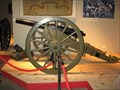 Image for British 12 pound Whitworth Muzzle-Loading Rifle - Field Artillery Museum - Fort Sill, Oklahoma