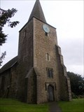 Image for St Nicholas Church Bell Tower - Pluckley - Kent - UK