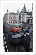 Image for Lauranda landlocked boat - Martime museum - Antwerpen-Belgium