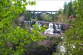Image for Gooseberry Falls State Park Bridge - Highway 61