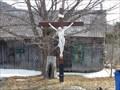Image for Une croix sur la route! Mt-St-Hilaire-Québec,Canada