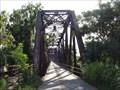 Image for Carpenters Bluff Bridge - Texas