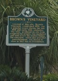 Image for Brown's Vineyard -- Waveland MS