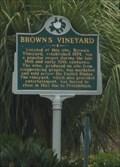 Image for Brown's Vineyard -- Waveland MS