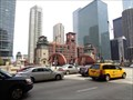 Image for La Salle Street Bridge - Chicago, Illinois, USA.