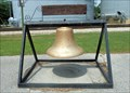Image for Fire Memorial Bell - Crescent City, IL