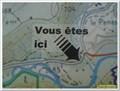 Image for Vous êtes ici - Parking des Gorges de Trévans - Estoublon, Paca, France