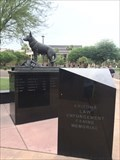 Image for Arizona Law Enforcement Canine Memorial - Phoenix, AZ