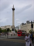 Image for Nelson's Column - Trafalgar Square - London, UK.