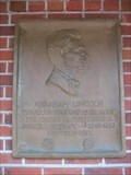 Image for Abraham Lincoln Eighth Judicial District County Seat Marker — Springfield, IL